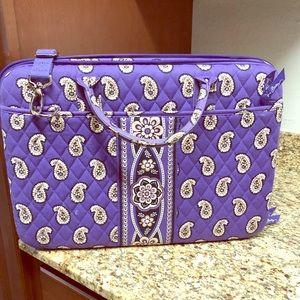 Authentic Vera Bradley Laptop Bag